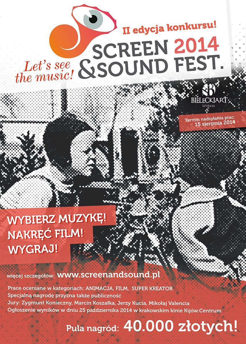 Screen&Sound Fest. 2014
